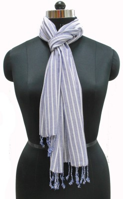Get Wrapped Striped Viscose Women's Stole