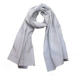 Aummade Striped Cotton Boys Scarf