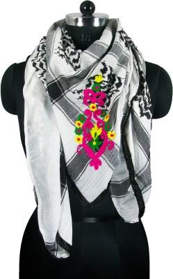 Sakhi Styles Printed COTTON Women's Scarf