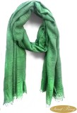 ScarfKing Solid Polyester Women's