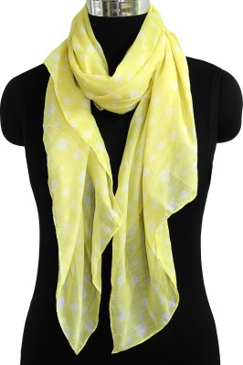 Fabtone Printed Polyester Women's Stole