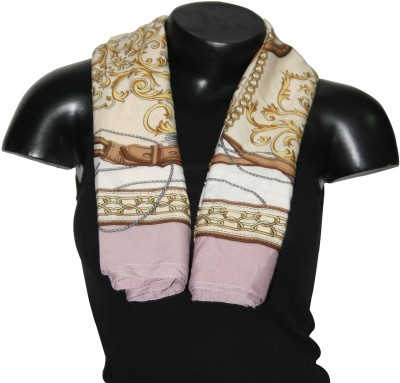 Harbans Printed Polyster Women's Scarf