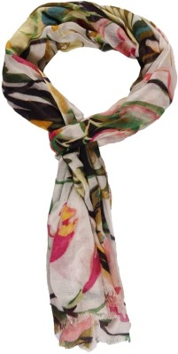 Toscee Printed 90% Modal and 10% Cashmere. Women,s