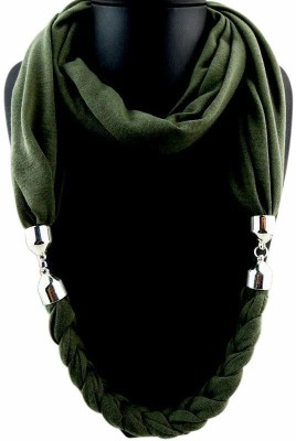 Blue Bell Scarves Solid Chiffon Women,s Scarf