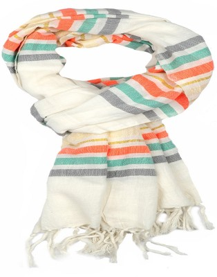 IRACC Striped Cotton Men's Scarf