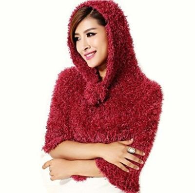 Ruby Solid cotton Women's Scarf