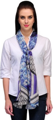 Kiosha Printed Poly Cotton Women's Stole