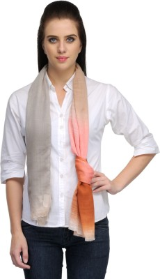 Kiosha Solid Poly Cotton Women's Scarf