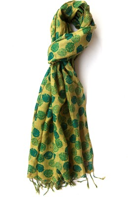 NIV COLLECTION Printed VISCOSE Women's Scarf