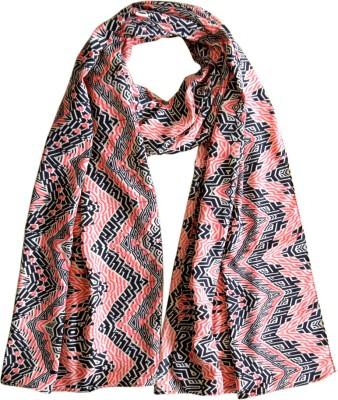 Hi Look Printed Polyester Women,s