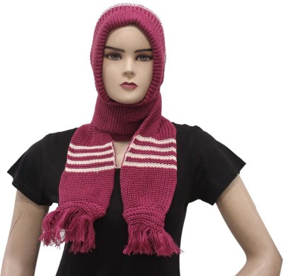 Romano Solid Wool Women's Scarf