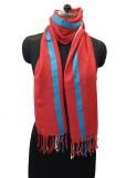 Nehanchal Striped Viscose, Silk Women's ...