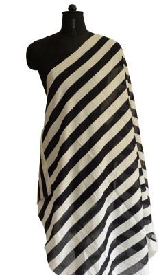 Jupi Striped Cotton Women's Stole