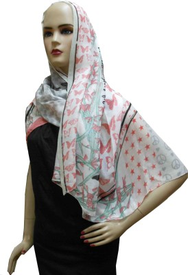 Polipilla Printed Viscose Women,s