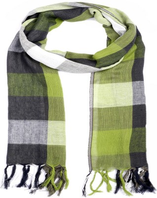 IRACC Checkered Cotton Men's Scarf