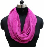 Get Wrapped Solid Visocse Women's Scarf
