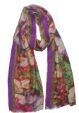 Semantika Floral Print Merino Wool Women...