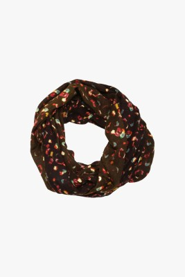 Tossido Graphic Print Cotton Mix Women's Scarf