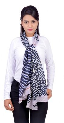 Sunsilk Enterprises Embellished Cotton Women's Scarf
