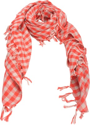 Cashmere Craft Checkered Cotton Women,s