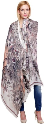 Chiktones Printed Polyester Women,s Stole