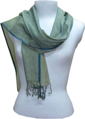 Dushaalaa Self Design Cotton Womens Scarf