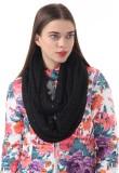 Vero Moda Solid 100%Acrylic Women's Scar...