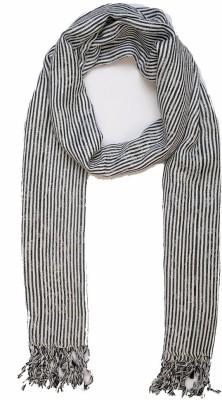 Add to Style Striped Acrylic Women's Scarf