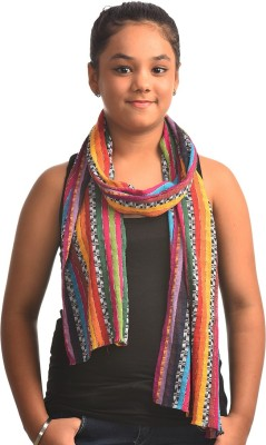 DC Concepts Woven Cotton Girl's Scarf