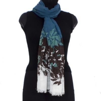Trendif Printed Cotton Women's Scarf