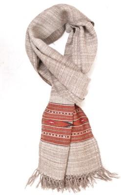 Elabore Woven Wool Women's Scarf