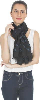 Scarves & Glitters Printed Viscose Women's Scarf