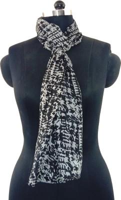 Sisel Printed 100% Silk Women's Stole