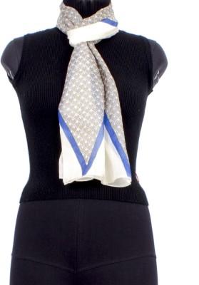 Trendif Printed Silk Women's Scarf