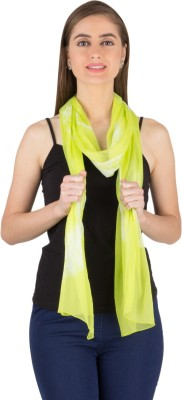 Famous by Payal Kapoor Printed Silk Women's Scarf