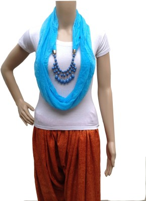 Grace Fashion Villa Solid Cotton Women,s Scarf