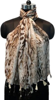 Otua Animal Print Silk Women's Scarf