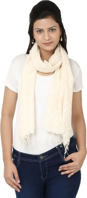 Tomorrow,s Antiques Solid Cotton Women,s Scarf