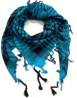 RANGBHAREY Checkered COTTON Men's Scarf
