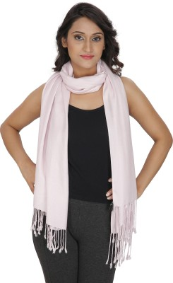 Anekaant Solid Viscose Womens Stole
