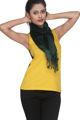 F Fashion Stylus Solid Pashmina Women's Scarf