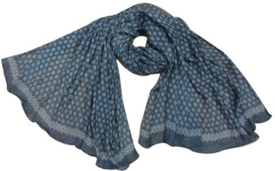 Forever18 Printed Cotton Women's Scarf