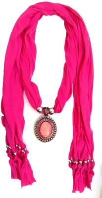 Grace Fashion Villa Solid Cotton Hozri fabric Women's Scarf