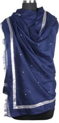 IRACC Embellished Wool Women's Scarf