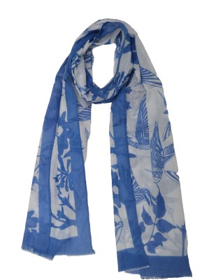 Add to style Solid Fabric Women's Stole