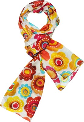 Indian Fashion Guru Printed Cotton Womens Stole