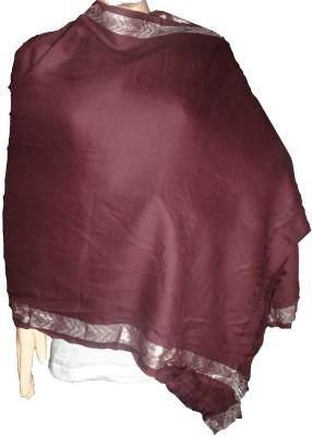 Dream Fashion Solid Woolen Women's Stole
