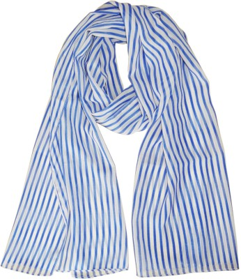 Hi Look Striped Polyester Women,s