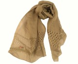 Amet And Ladoue Solid Silk Women's Scarf