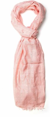 Niv Collection Solid VISCOSE Girl's Scarf